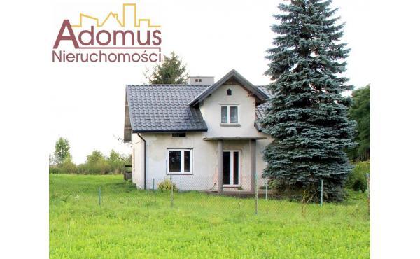 Dom z gospodarstwem